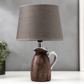 Лампа настольная 16259/1 E14 40Вт 22х22х36 см