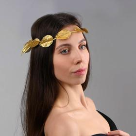 Карнавальный набор «Афина» ободок, тату