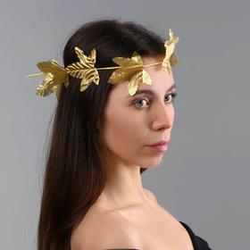 Карнавальный набор «Афродита» ободок, тату