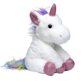 Мягкая игрушка «Единорог» радужный 35 см