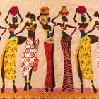 Постельное бельё Этель 1.5сп «Африка» 143х215см, 150х214см, 70х70см-2 шт - фото 766046