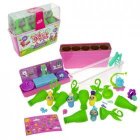 Игровой набор «Blume baby Pop серия 1» из 5 росточков-сюрпризов
