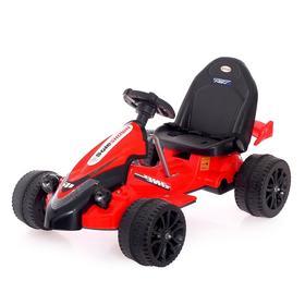 Электромобиль «Картинг», цвет красный