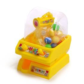 Игровой автомат «Поймай шарик», цвета МИКС