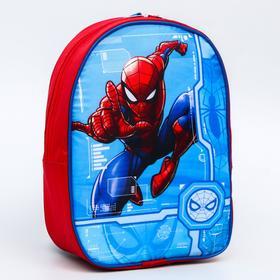 Рюкзак  ЧП, 21*9*26, отд на молнии,  голубой/красный