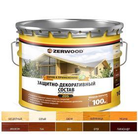 Защитно-декоративное состав ZERWOOD ZDS сосна 10л