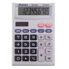 Калькулятор настольный 08-разрядный PS-269A двойное питание