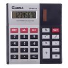 Калькулятор настольный 08-разрядный DS-6011A двойное питание