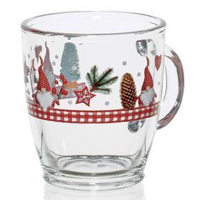Чашка «Рождественский Гном» 380 мл
