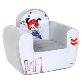 Игрушечное кресло «Гонщик», цвет дрим, стиль 2
