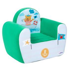 Игрушечное кресло «Мореплаватель», цвет неон