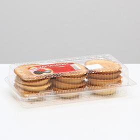 Sweet shortbread tartlet 12 PCs, 240 g