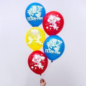 Воздушные шары, (набор 25 шт) 12 дюйм