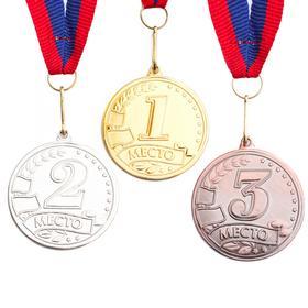 Medal prize 185, diam. 5 cm, 3rd place, Bron