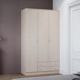 Шкаф 3-х створчатый Рэд, 1200х510х2120 Белфорт