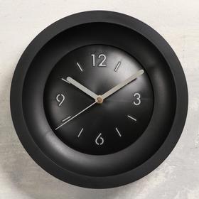 """Часы настенные """"Классика"""", без стекла, плавный ход,  d=25.4 cм"""