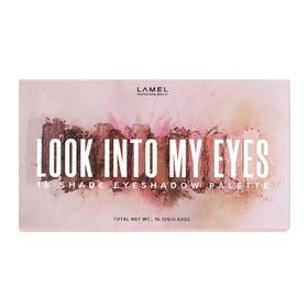 Тени для век Lamel Professional Look Into My Eyes