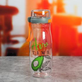 """A bottle of """"Pumpkin time"""", 550 ml"""