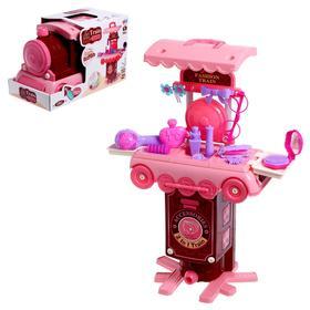 Игровой набор «Салон красоты» в чемодане-паровозе