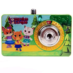 Фотоаппарат-проектор «Кошечки-Собачки»