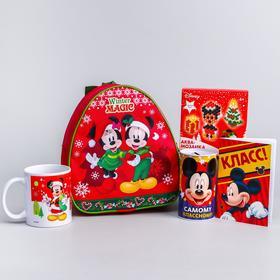 """Подарочный набор """"С Новым Годом!"""", Микки Маус"""