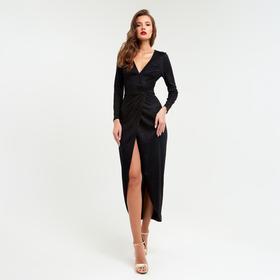 Платье MIST, черный, 42