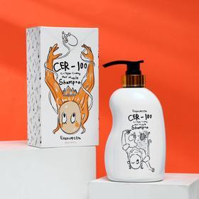 """Шампунь для волос с коллагеном CER-100 """"Elizavecca"""""""
