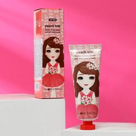 Крем для рук  Orchid Flower Peach Tok Tok Hand Cream, 60 мл