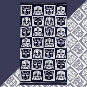 """Полотенце махровое """"Transformers"""", 70х130 см, 100% хлопок, 420гр/м2"""