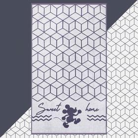 """Полотенце махровое """"Sweet home"""" Микки Маус, 70х130 см, 100% хлопок, 420гр/м2"""