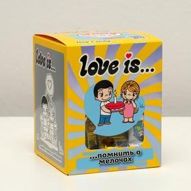 Жевательные конфеты Love Is «Банан», 105 г