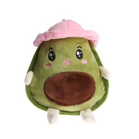 Мягкая игрушка «Авокадо в панамке», цвета МИКС