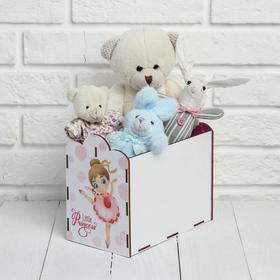 Ящик «Маленькая принцесса», 12,5 х 18,1 х 20 см
