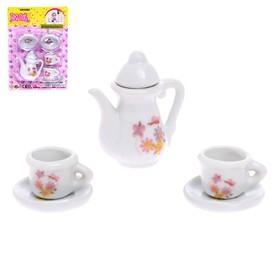 Набор керамической посуды «Мини чаепитие»-7