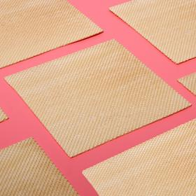 Wafer sheets 240 * 240 mm, 8 pcs, 200 g