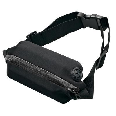 Taskin black waist bag