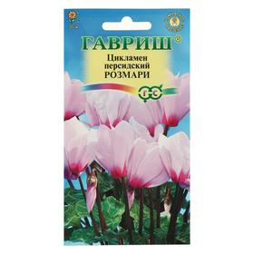"""Семена цветов Цикламен """"Розмари"""", персидский, 3 шт"""