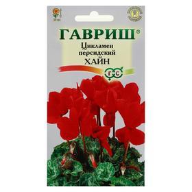 """Семена цветов Цикламен """"Хайн"""", персидский,  3 шт"""