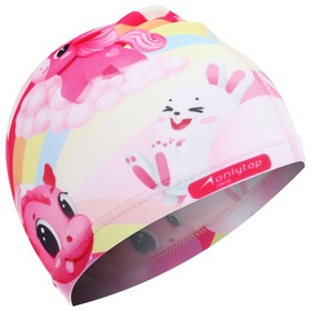 Шапочка для плавания Cute, детская