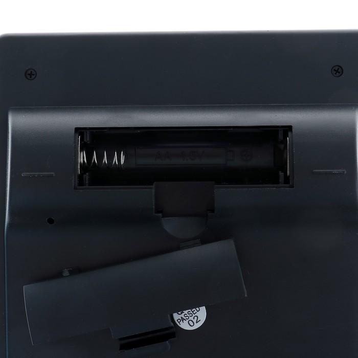 Калькулятор настольный, 12-разрядный, CN-1880, двойное питание - фото 504888689