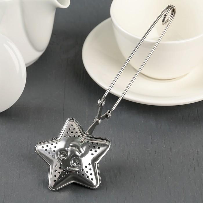Ситечко для чая «Звезда», 16,5 см