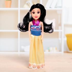 Кукла сказочная «Принцесса», в платье, МИКС Ош