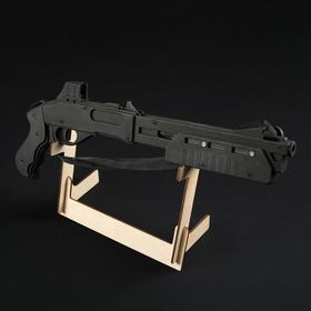 """Резинкострел """"Дробовик Ремингтон. Укороченный"""", окрашенный, автоматический"""