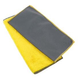 Салфетки Pitstop, 30х30 см.микрофибра, для стекол + антипыль, набор 2 шт