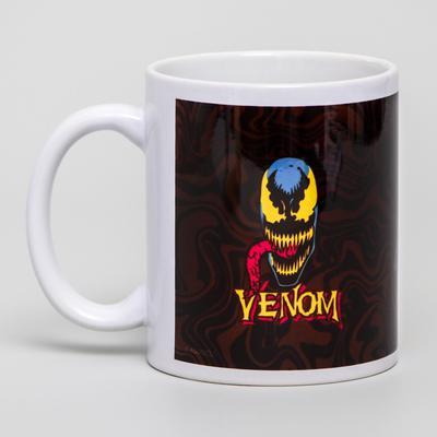 Venom sublimation mug, spider-Man, 350 ml