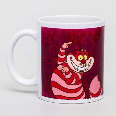 Sublimation mug Time for tea, Disney, 350 ml