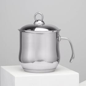 Молочник с крышкой 1,5 л
