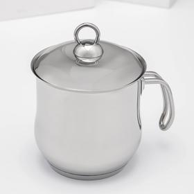 Молочник с крышкой DARIIS, 1,5 л