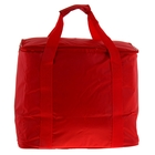 """Термо-сумка """"Пикник"""" 1 отдел, красный"""
