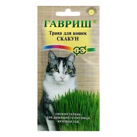 "Семена Трава для кошек ""Скакун"", 10 г"
